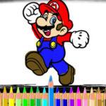 Colorear a Mario Bros Online