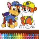 Colorear Patrulla Canina