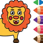 Colorear Animales para Preescolar