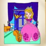 Colorear a la Princesa Sofía
