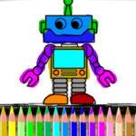 Colorear Robots