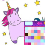 Colorear Unicornios