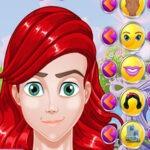 Combinar Caras de Princesas
