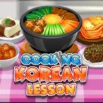 Cocinar Comida Coreana