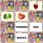 Parejas de Alimentos en Portugués