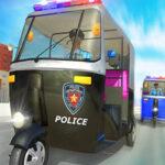 Conducir Motocarro de Policía