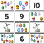 Contar los Huevos de Pascua