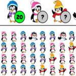 Contar el Número de Pingüinos
