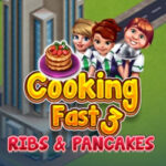Cooking Fast 3: Costillas y Tortitas