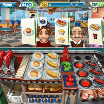Cooking Fever Pizza
