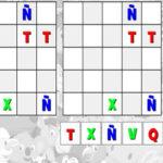 Copiar la Cuadrícula con Letras