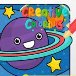 Copiar los Dibujos de Colores