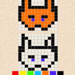 Copiar Dibujos con Píxeles: Simetría Traslacional