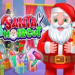 Cortar el Pelo a Papá Noel