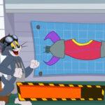 Diseñar un Cohete con Tom y Jerry