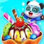 Crear Helados Baby Panda
