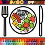 Crear Platos de Comida Saludable