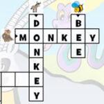 Crucigrama de Animales en Inglés
