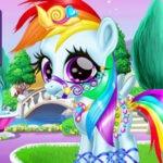 Cuidar al pony