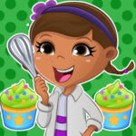 Doctora Juguetes hace Cupcakes