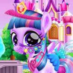 Curar al Pony Mágico
