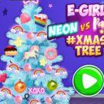 Concurso Árbol de Navidad: Friki vs Neón