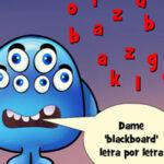 Deletreo Divertido en Inglés con el Monstruo