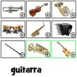 Descifrar el Instrumento Musical