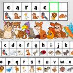 Descifrar Palabras: Animales