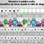 Descifrar la Palabra: Código Binario