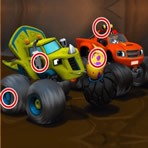 Diferencias Blaze Monster Machines