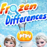 5 Diferencias Frozen