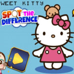 5 Diferencias Hello Kitty