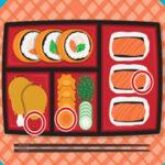 Buscar Diferencias en dibujos de Sushi