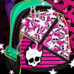 Diseñar una Mochila de Monster High