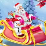 Diseñar el Trineo de Papa Noel