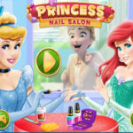 Diseño de Uñas de Princesas