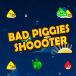 Bad Piggies Shooter