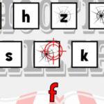 Disparar Letras del Alfabeto