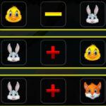 Ecuaciones Simbólicas con animales
