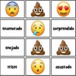 Emociones en Español con Emojis