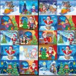 Encontrar Dibujos Diferentes de Navidad