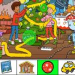 Encontrar los Objetos de Navidad