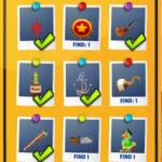 Encontrar Objetos Piratas