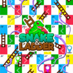 Escaleras y Serpientes hasta 4 Jugadores