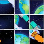 Dibujo del Espacio en Movimiento