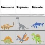 Aprender las Especies de Dinosaurios