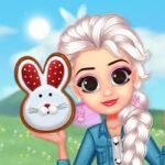 Fiesta de Pascua: viste y maquilla a las princesas