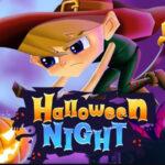 Flappy Halloween Night con la Bruja