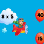 Flappy Matemáticas: MULTIPLICAR